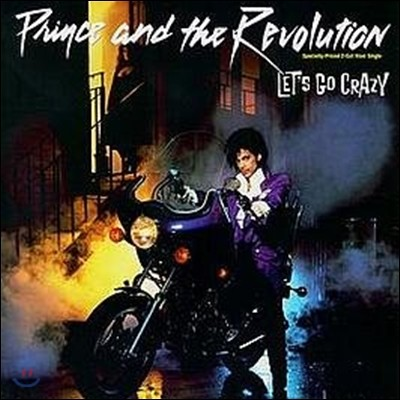 Prince and the Revolution (프린스 앤 레볼루션) - Let's Go Crazy [12' Single LP]