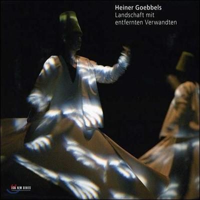 Georg Nigl 하이너 괴벨스: 2막 오페라 '먼 관계들의 조망' (Heiner Goebbels: Landschaft Mit Entfernten Verwandten)