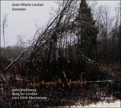 John Holloway 르클레르: 소나타 - 존 홀로웨이 (Jean-Marie Leclair: Sonatas)