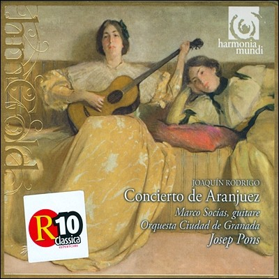 Marco Socias 로드리고 : 아랑훼즈 협주곡, 어느 신사를 위한 환상곡 (Joaquin Rodrigo: Concierto de Aranjuez)