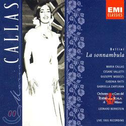 Bellini : La Sonnambula : CallasㆍBernstein