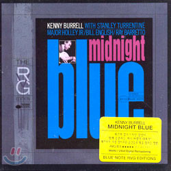 Kenny Burrell - Midnight Blue (RVG Edition)