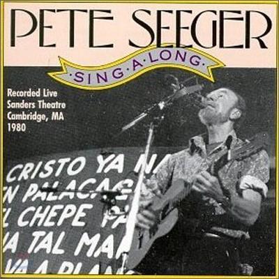 Pete Seeger - Singalong Sanders Theatre, 1980