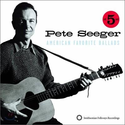 Pete Seeger - American Favorite Ballads