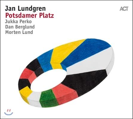 Jan Lundgren (얀 룬드그렌) - Potsdamer Platz (포츠담 광장) [LP]