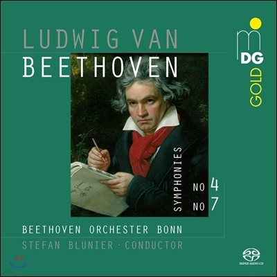 Stefan Blunier 베토벤: 교향곡 4번, 7번 (Beethoven: Symphony Opp.60, 92) 슈테판 블루니어