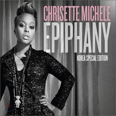 Chrisette Michele - Epiphany (Korea Special Edition)