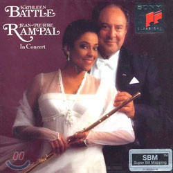 Kathleen BattleㆍJean-Pierre Rampal - In Concert