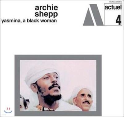 Archie Shepp (아치 ��) - Yasmina, A Black Woman [LP]