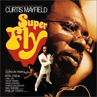 Curtis Mayfield - Superfly (수퍼플라이) OST