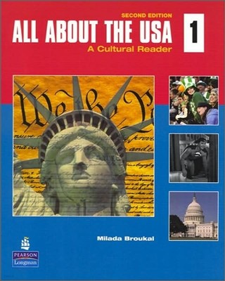 All About the USA 1 : A Cultural Reader (Book & CD)