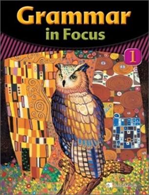 Grammar in Focus 1 : Student Book (Book & CD)