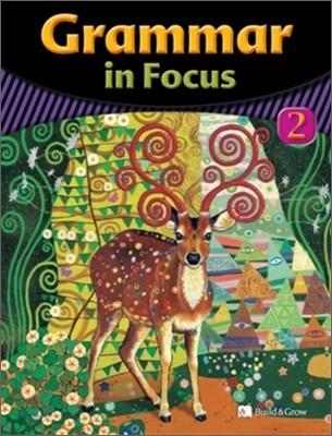 Grammar in Focus 2 : Student Book (Book & CD)