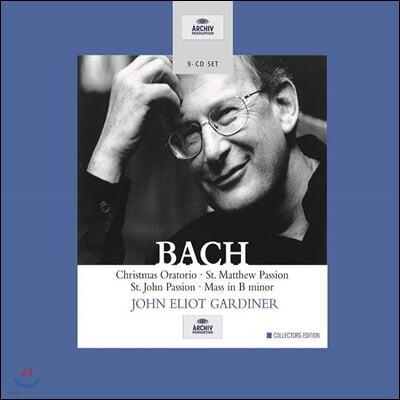 John Eliot Gardiner 바흐: 종교음악 작품집 (Bach: Sacred Vocal Works)