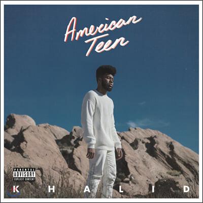 Khalid (칼리드) - 1집 American Teen