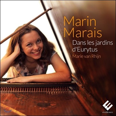 Marie van Rhijn 마랭 마레: 오페라 '알시드' 클라브생 편곡집 - 에우리토스의 정원에서 (Marin Marais: Dans les Jardins d'Eurytus) 마리 판 라인
