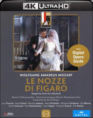 Dan Ettinger / Luca Pisaroni 모차르트: 오페라 '피가로의 결혼' (Mozart: Le Nozze Di Figaro) 단 에팅거, 루카 피사로니, 아네트 프리취