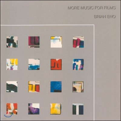 Brian Eno - More Music For Films 브라이언 이노 영화음악 모음집
