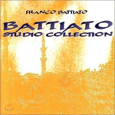 Franco Battiato - Studio Collection 프랑코 바띠아또