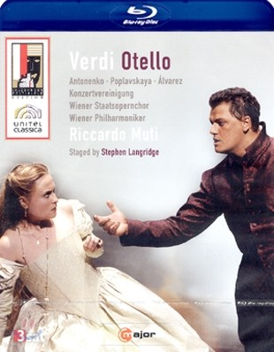 베르디 : 오델로 - 알렉산더 안토넨코