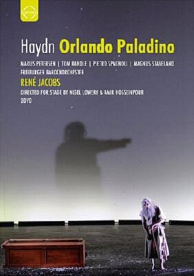 임선혜 / Rene Jacobs 하이든: 성기사 오를란도 (Haydn: Orlando Paladino) DVD