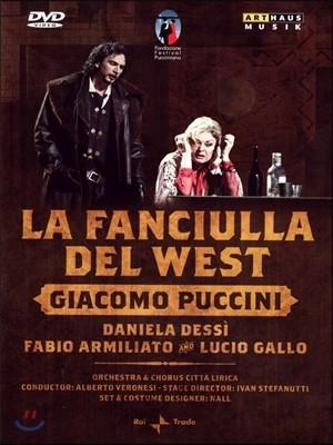 Daniela Dessi / Fabio Armiliato 푸치니: 서부의 아가씨 (Puccini : La Fanciulla del West) 다니엘라 데시, 파비오 아르밀리아토