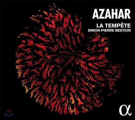 La Tempete 오렌지 꽃 -기욤 드 마쇼와 스트라빈스키의 미사 (Azahar - Guillaume de Machaut / Stravinsky) 라 탕페트, 시몽-피에르 베스티옹
