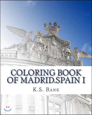 Coloring of Madrid, Spain