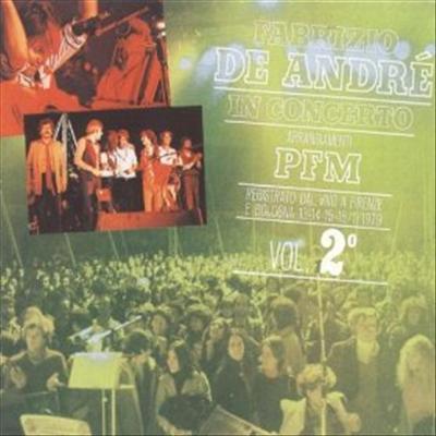 Fabrizio De Andre - Arrangiamenti P.F.M. 2