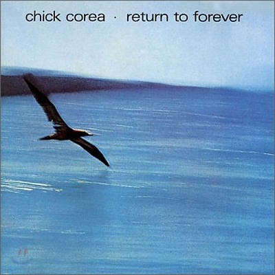 Chick Corea (칙 코리아) - Return To Forever [LP]