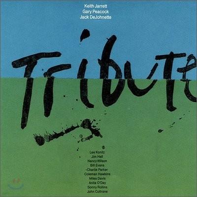 Keith Jarrett / Gary Peacock / Jack DeJohnette - Tribute [LP]