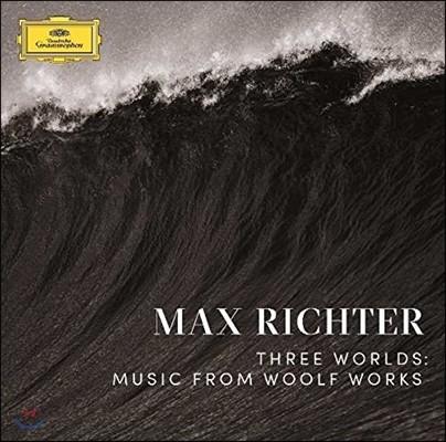 막스 리히터: 발레음악 '세 개의 세상' - 버지니아 울프 작품의 음악 (Max Richter: Three Worlds - Music from Woolf Works) [2LP]