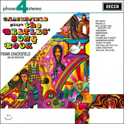 Frank Chacksfield and His Orchestra 프랭크 책스필드가 연주하는 비틀즈 송북 (Plays the Beatles' Song Book) [LP]