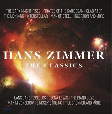 Hans Zimmer - The Classics (한스 짐머 - 더 클래식스: 영화음악 베스트 앨범) [2LP]