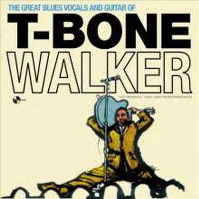 T-Bone Walker - Great Blues Vocals & Guitar Of T-Bone Walker (Ltd. Ed)(4 Bonus Tracks)(180G)(LP)