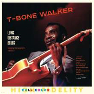 T-Bone Walker - Long Distance Blues (Ltd. Ed)(Remastered)(180G)(LP)