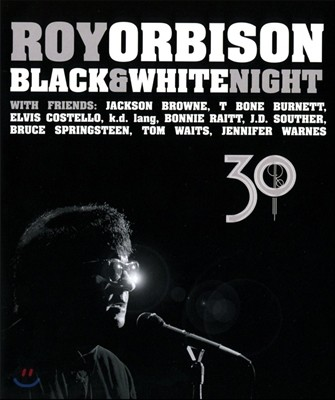 Roy Orbison (로이 오비슨) - Black & White Night 30: Live (블랙 앤 화이트 나이트 30) [30주년 기념 에디션]