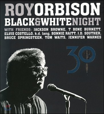 Roy Orbison (로이 오비슨) - Black & White Night 30 (Live) [CD+Blu-ray]