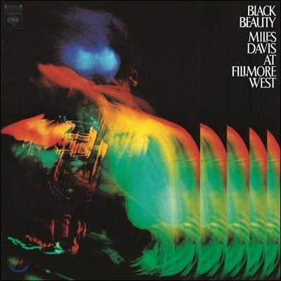 Miles Davis (마일즈 데이비스) - Black Beauty: Live At Fillmore West (1970년 샌프란시스코 필모어 웨스트 라이브) [2LP]
