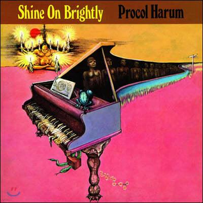 Procol Harum (프로콜 하럼) - 2집 Shine On Brightly [LP]