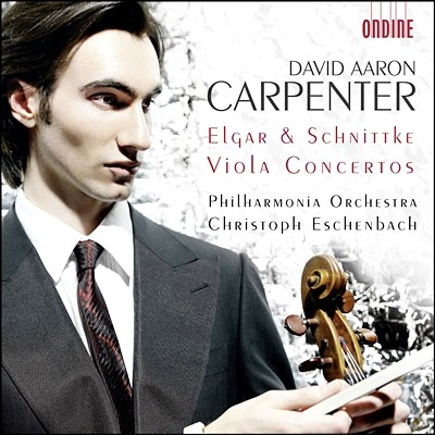 엘가 : 첼로 협주곡 (비올라편곡) / 슈니트케 : 비올라협주곡 - 카펜터