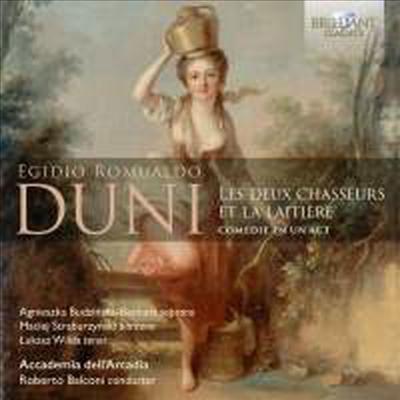두니: 오페라 '두 사냥꾼과 우유 배달 여인' (Duni: Opera 'Les Deux Chasseurs et la Laitiere') - Roberto Balconi