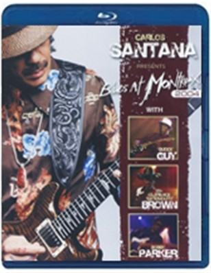 Santana - Plays Blues at Montreux 2004