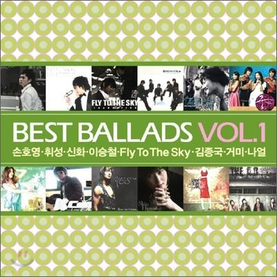 베스트 발라드 1집 : Best Ballads Vol.1