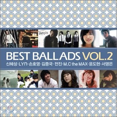 베스트 발라드 2집 : Best Ballads Vol.2