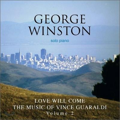 George Winston - Love Will Come: The Music Of Vince Guaraldi Volume 2
