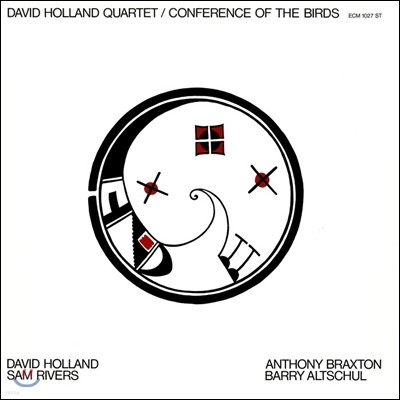 Dave Holland Quartet (데이브 홀랜드 쿼텟) - Conference Of The Birds [LP]