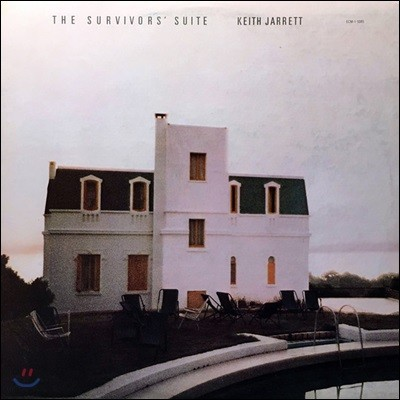 Keith Jarrett (키스 자렛) - The Survivors Suite [LP]