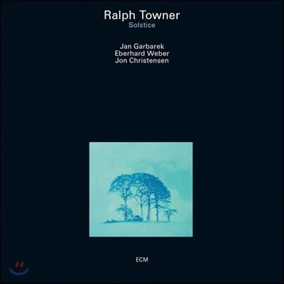 Ralph Towner (랄프 타우너) - Solstice (솔스티스) [LP]