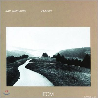 Jan Garbarek (얀 가바렉) - Places (플레이시스) [LP]